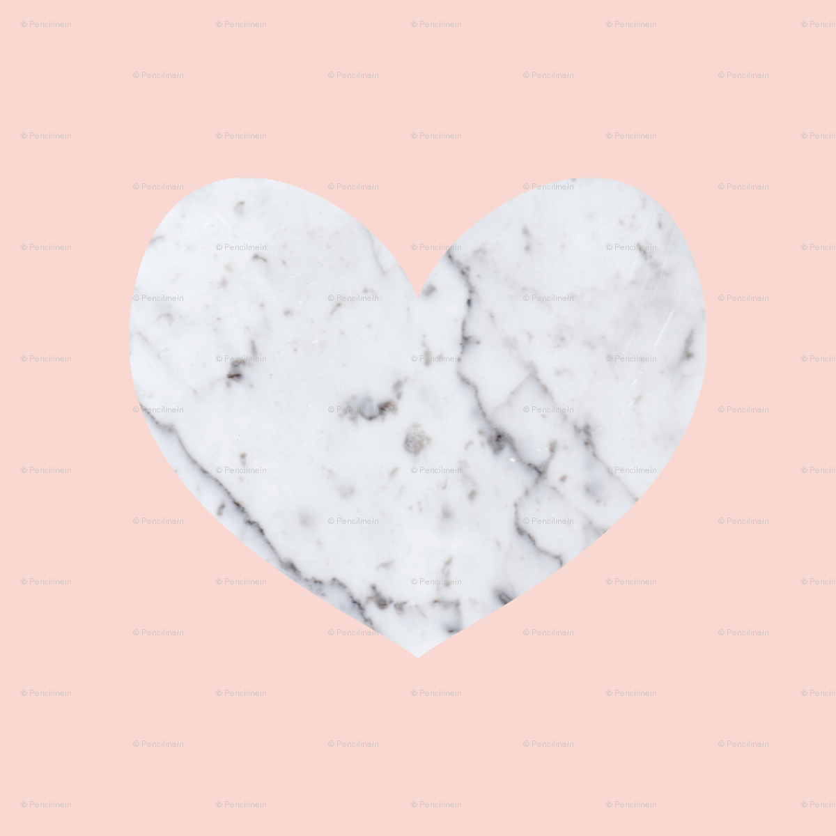 Wonderful Wallpaper Marble Heart - rrmarble_heart_on_peach_highres  Pic_633583.png