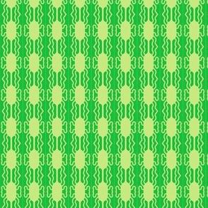 Beads Yellow Green