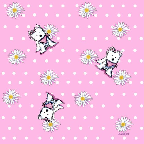 R14_westie_daisies_onpink_shop_preview