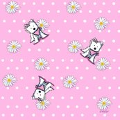 R14_westie_daisies_onpink_shop_thumb