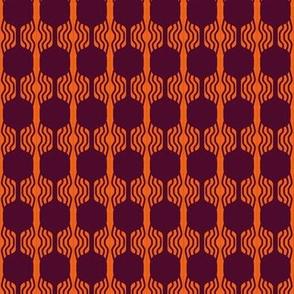 Brown Box Tan Waves