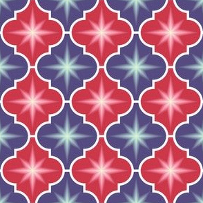 c-rhombus star 2 - spring