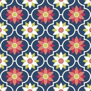 c-rhombus flower 2 - matisse