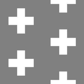 Large Swiss Cross
