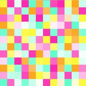 Pixel Toucan