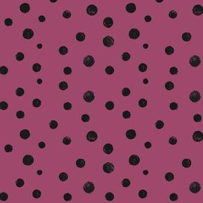 Raspberry Spots