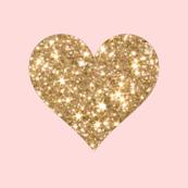 Sparkling Hearts sparkles glitter