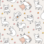 Frenchie Pack Pale Pink