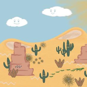 Cheery Southwest Design