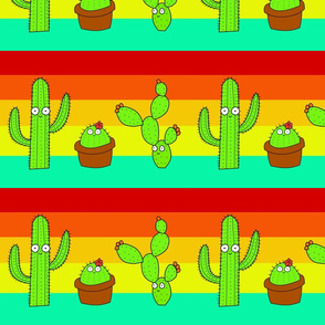 Southwestern Cactus