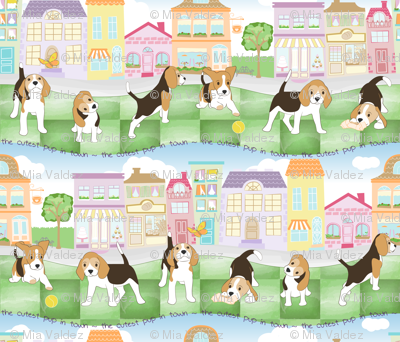 Beagles: cutest_pup_in_town