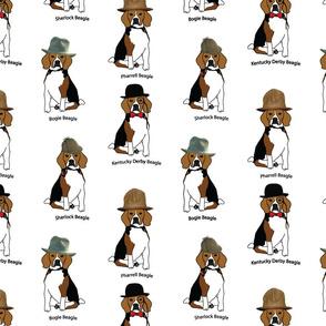 Beagle Impersonators