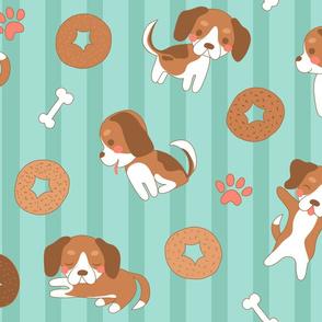 Beagles and bagels