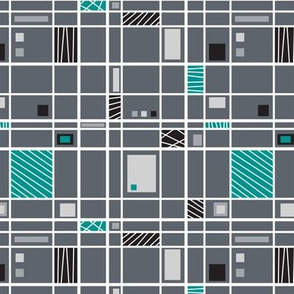 Hip Grid (Modern)