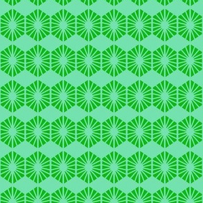 Spider Diamonds Green Sorbet 2