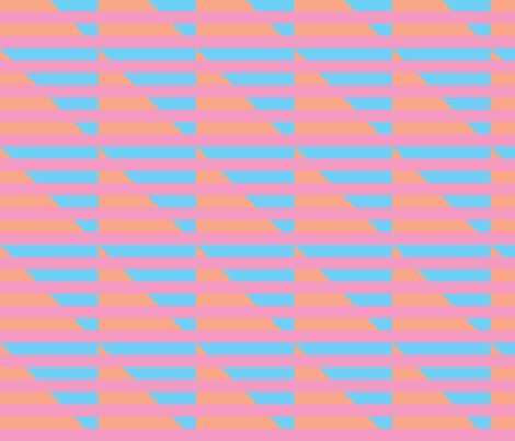 Rpink_blue_peach_stripes_triangle_shop_preview