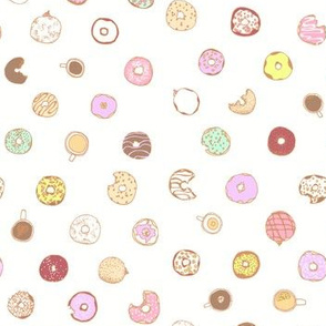 Donut You Want Some (white)