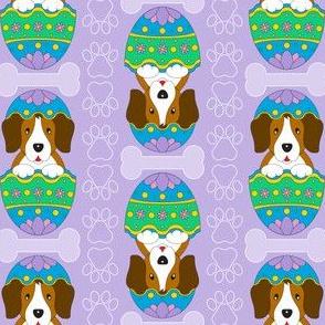 Easter Beagle (lilac)