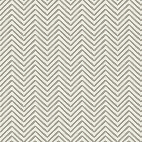 Herringbone in Light Gray/Tint