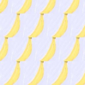 Scalloped bananas