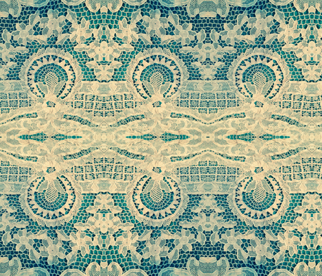 Lace 9 fabric by bauden on Spoonflower - custom fabric