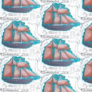 Uncharted Sea