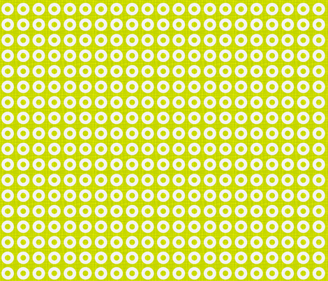 GreyGreenPolka fabric by beckarahn on Spoonflower - custom fabric