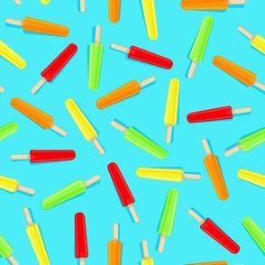 Summer Pops - Tropical Flavor