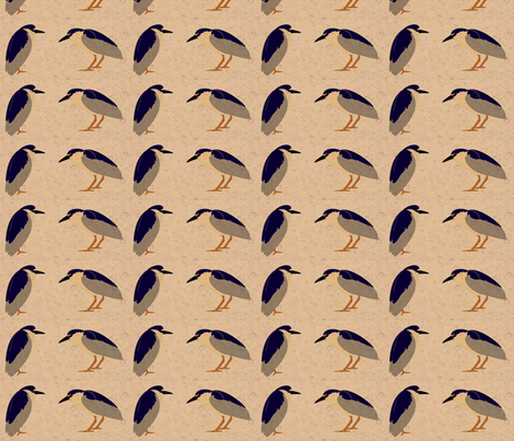 birds on stone fabric by pamelachi on Spoonflower - custom fabric
