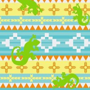 Southwest Baby Gecko
