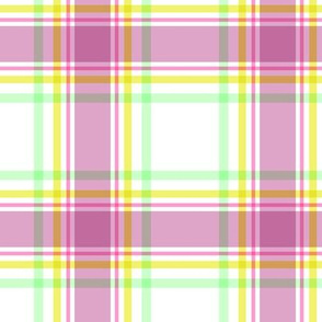 Light Spring Plaid