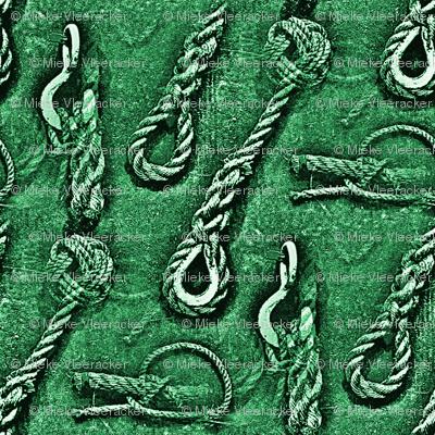 Sailor Knots (Green)