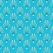 Atomic Leaf  Blue