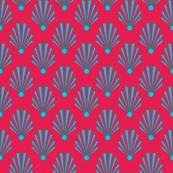 Atomic Leaf - Hot Pink