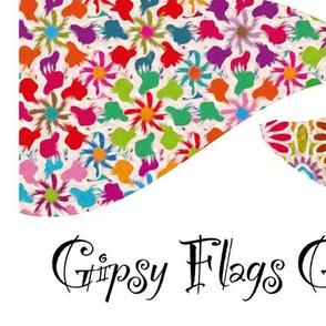 Gipsy Flag Garland