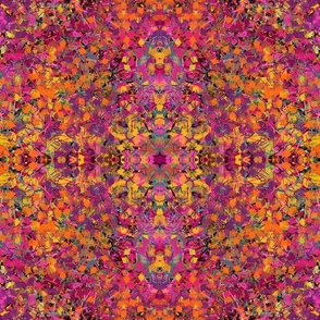 LITTLE CUBES LITTLE SQUARES GEOMETRIC EXPLOSION ORIGINAL