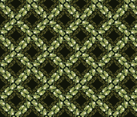 spatterdock antique fabric by hannafate on Spoonflower - custom fabric