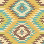 Navajo Dreams - Yellow