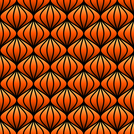 a growing menace fabric by sef on Spoonflower - custom fabric