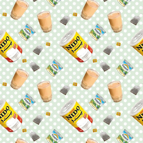 rainbow milk nido