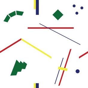 Postmodern Geometry Lesson