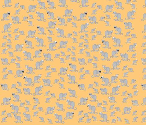 aussiepaddocko fabric by karmacranes on Spoonflower - custom fabric