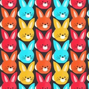 Retro bunnies