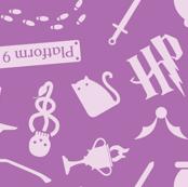 Pastel Potter - Purple