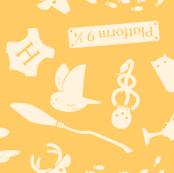 Pastel Potter - Yellow