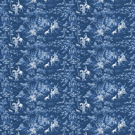 Rrthe_grand_hunt___toile___lonely_angel_blue_and_white___peacoquette_designs___copyright_2015_shop_preview
