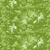 Rthe_grand_hunt___toile___bracken_and_white___peacoquette_designs___copyright_2015_shop_thumb