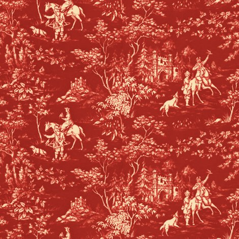 Rthe_grand_hunt___toile___turkey_red_and_trianon_cream___peacoquette_designs___copyright_2015_shop_preview
