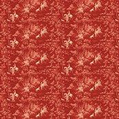 Rthe_grand_hunt___toile___turkey_red_and_trianon_cream___peacoquette_designs___copyright_2015_shop_thumb
