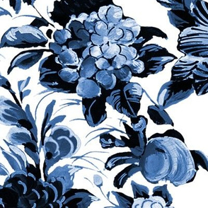 Rmid_century_modern_floral_cocktail___lonely_angel_blue_and_white____copyright_peacoquette_designs___copyright_2015_shop_thumb